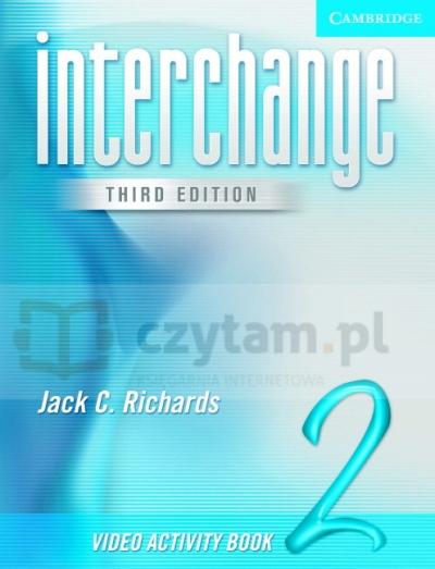 Interchange 3ed 2 Video AB