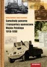 Samochody pancerne i transportery opancerzone Wojska Polskiego 1918-1950