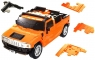 Puzzle 3D Cars - Hummer H2 - poziom 3/4 G3