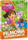 DVD PAJACYK Z PUDEŁKA DORA POZNAJĘ ŚWIAT