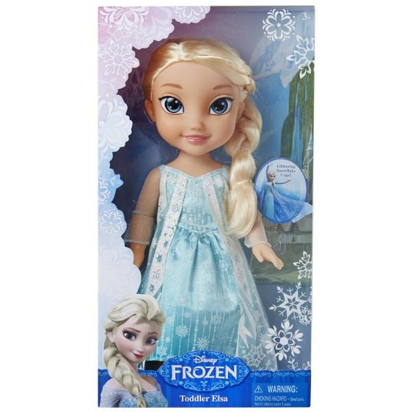 Jakks Frozen Elsa - lalka (Uszkodzone opakowanie) (79513)