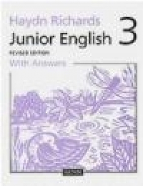 Junior English: Pupil Book with Answers Book 3