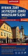 Mapa - Rybnik,Żory,Jastrzębie-Zdrój, Wodzisław...
