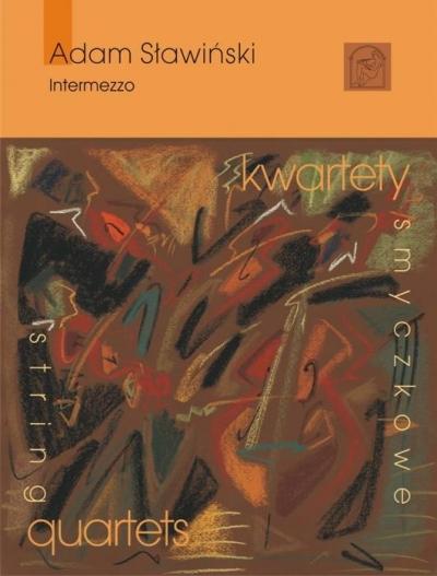 Intermezzo na kwartet smyczkowy Adam Sławiński