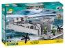 Cobi: Mała Armia WWII. LCVP - Higgins Boat - Barka desantowa (4813)