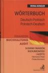 Słownik finansów, rachunkowości i audytu niemiecko - polski polsko- niemiecki Kienzler Iwona