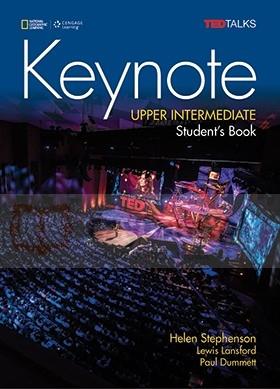 Keynote B2 Student's Book with DVD-ROM Helen Stephenson, Lewis Lansford, Paul Dummett