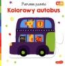 Kolorowy autobus. Akademia mądrego dziecka. Pierwsze puzzle
