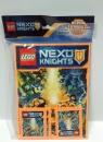 Lego Nexo Knights Zestaw startowy naklejki