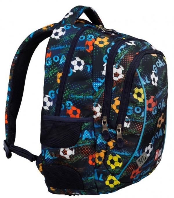 Plecak 3-komorowy BP26 GOAL