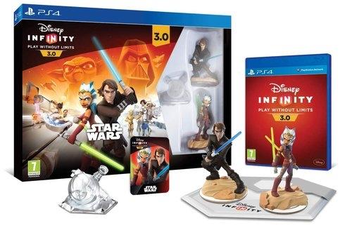 DISNEY INFINITY 3.0: STAR WARS - ZESTAW STARTOWY PS4