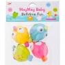 Zabawka do kąpieli Mega Creative rybki do kąpieli, 4 szt. (454140)