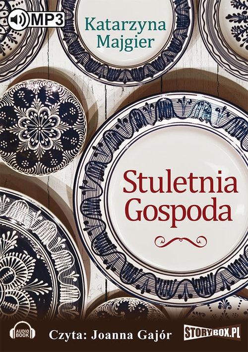 Stuletnia gospoda  (Audiobook) (Audiobook) Majgier Katarzyna