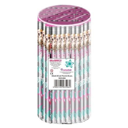 Zestaw 60 ołówków Rachael Hale (RHR-2994)