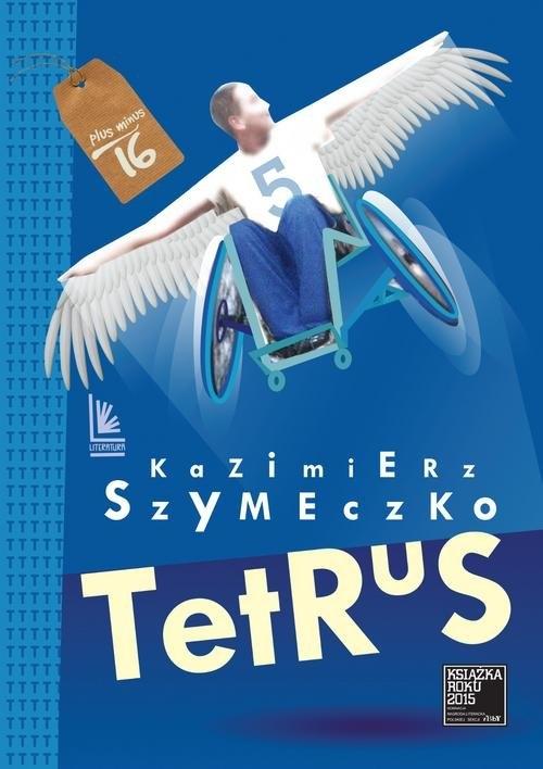 Tetrus (Uszkodzona okładka) Szymeczko Kazimierz
