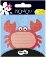 Karteczki samoprzylepne Krab