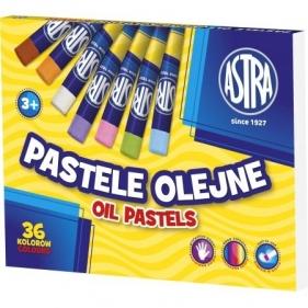 Pastele olejne Astra, 36 kolorów