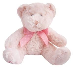 Miś Fizzy 30 cm różowy (13130)