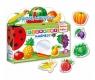 Mój mały świat magnesów - Owoce i warzywa