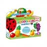 Mój mały świat na magnesach - Owoce, warzywa  (RK2101-08)