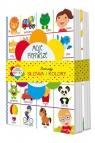 Pakiet: Moje pierwsze słowa / Wielka księga kolorów