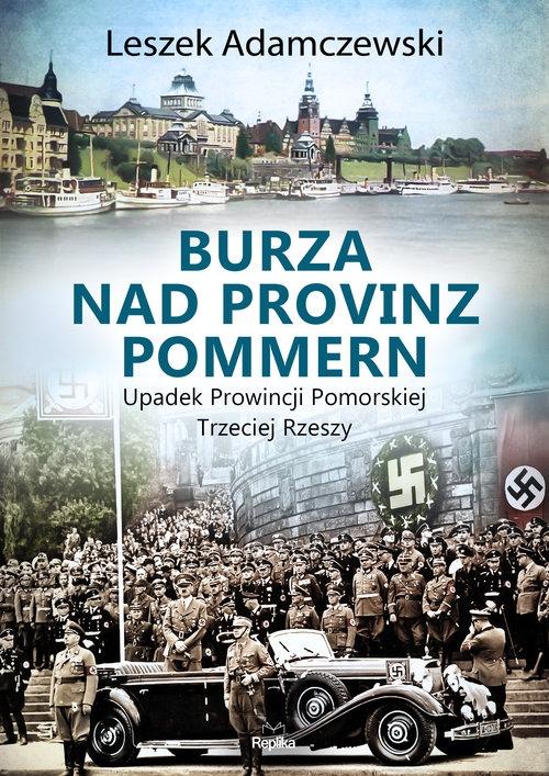 Burza nad Provinz Pommern Adamczewski Leszek
