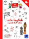 Let's English! ! Angielski dla 4-latków praca zbiorowa