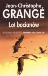 Lot bocianów  Grange Jean-Christophe