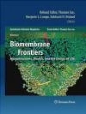 Biomembrane Frontiers Thomas Jue