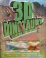 3D dinozaury Książka z nalepkami