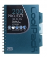 Coolpack - Project Book - Kołobrulion A5 Blue (94009CP)