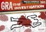 Gra The Investigation Angielski z kryminałem Gra karciana do nauki