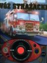 Wóz strażacki + kierownica książeczka dźwiękowa