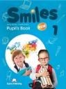 Smiles New 1, język angielski. Podręcznik, wersja wieloletnia 857/1/2017 Jenny Dooley, Virginia Evans