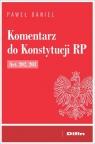 Komentarz do Konstytucji RP Art. 202, 203