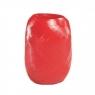Wstążka kłębuszek 20m/5mm - czerwona