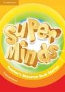 Super Minds Starter Teacher's Resource Book Reed Susannah