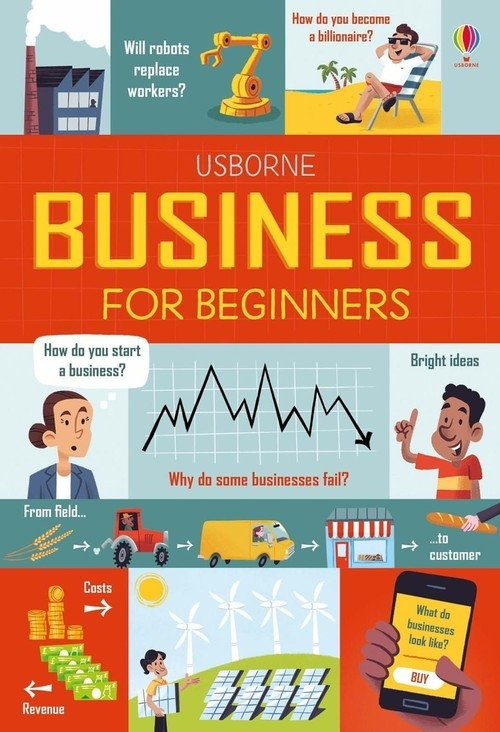 Business for beginners Bryan Lara, Hall Rose