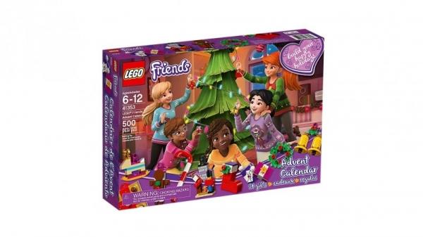 Lego Friends: Kalendarz adwentowy (41353)