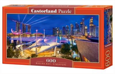 Puzzle Marina Bay, Singapore 600 (B-060139)