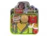 Zestaw fast food na karcie (7120750)