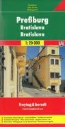 Bratysława mapa 1:20 000