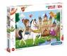 Puzzle 104 Supercolor: The Magic Kingdom