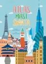 Atlas miast świata Federica Magrin, Giulia Lombardo (ilustr.)
