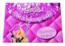 Barbie Bilet do bajkowego świata Opowiadanie i łamigłówki