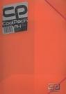 Teczka z gumką A4 Cool Pack Orange Neon