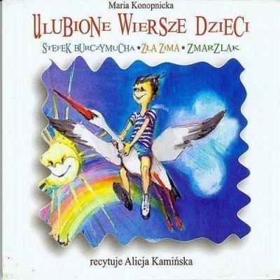 Ulubione wiersze dzieci audiobook (Audiobook) Maria Konopnicka