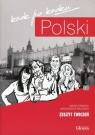 Polski krok po kroku. Zeszyt ćwiczeń z płytą CD. Poziom 1 Stempek Iwona, Grudzień Małgor