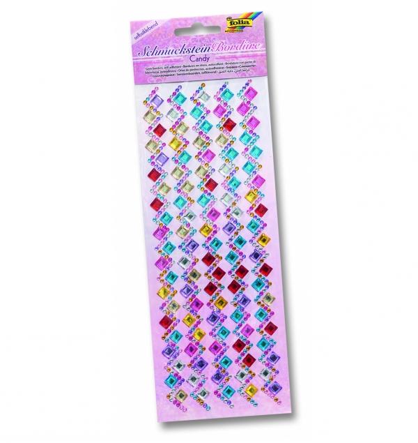 Naklejki - klejnoty, cukierki 2 (FO 12325)