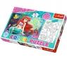 Puzzle 40 elementów Color Podwodne królestwo (36513)